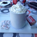 The best cafe lattes in Marmaris