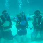 Great day diving