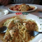 Lunch at Anjon's