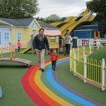 Peppa-Pig playground