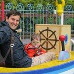 Grandpa Pig's boat ride
