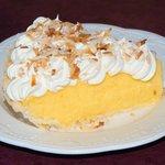 Cocnut cream pie.  mmmmmm