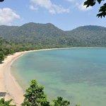 View from V Spa at The Andaman