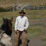Patricio, our guide