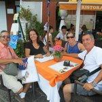 Restaurante en el centro de Anacapri