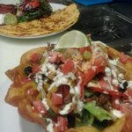 Chefs Feature - Steak Taco Salad