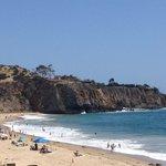 Newport Beach coast