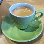 In house double espresso