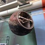 Russian capsule