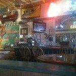 View over the Catalina Cantina bar