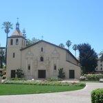 Mission Santa Clara de Asis, Santa Clara, CA