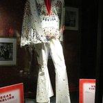 Elvis' costume