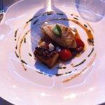 Saint Pierre /Tomates/ Mozzarella