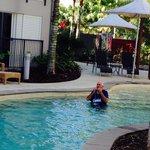 July at Blue Lagoon Resort