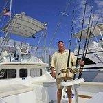 31 Bertram Sur Reel  Big Buoy Fishing Guatemala deep sea fishing