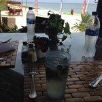 cafe by beach