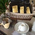 gourmet teas