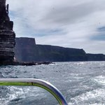 Cliffs of Moher cruise July 2014