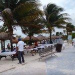 Mahahual Beach, Mahahual, Mexico