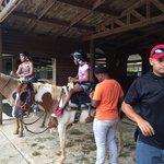 Helping kids saddle up