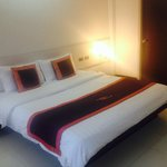 Double bed room(VIP lounge)