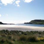 isle of mull ,west coast beach ,amazing views