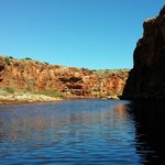 Yardie Creek is just magnificent