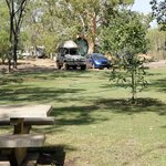 Car park and picnic area