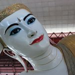 Face of the Buddha