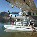 """Pat B """"Chillin with Team Desert Splash on Lake Roosevelt"""""""