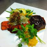 Surf Turf Teriyaki