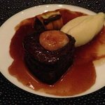 American Prime Beef Tenderloin, Carrot Paleron Cannelloni