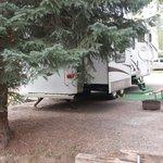 Ouray koa campsite