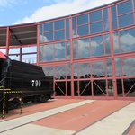 Steamtown Outside Museum
