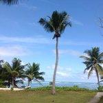 spiaggia fronte mare