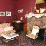 Quiet sitting rooms