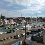 harbour view from warwick BB