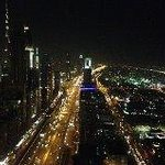 night view from 58th floor
