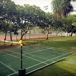 Various sport activities available