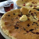 Mixed Berry Nut Pancake