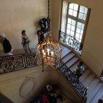 Винтажная лестница