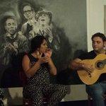 Trio Flamenco : guitare, voix, danse