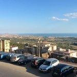vista panoramica dal terrazzino b&b la casa di El