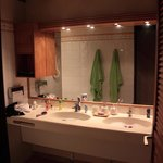 Lavabos de la salle de bain