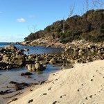 Skeleton Bay (Bay of Fires - Close to St Helens TAS)