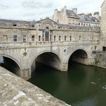 Pulteney Bridge from the river