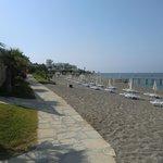 strand van hotel