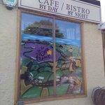 Tour de France painted window!! Looks amazing!!