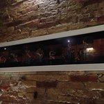 Sequenza foto di Johnny Depp in serata al ristorante