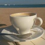 The Red sea cappuccino